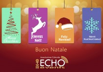 Buon Natale da Echo Events