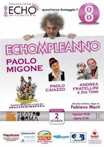Compleanno Echo Events
