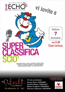 Superclassifica Sciò